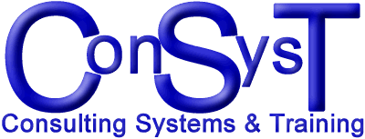 ConSysT - Consulting Systems & Training
